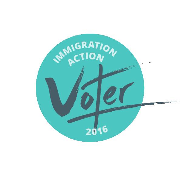 Download Immigration Voter Sticker